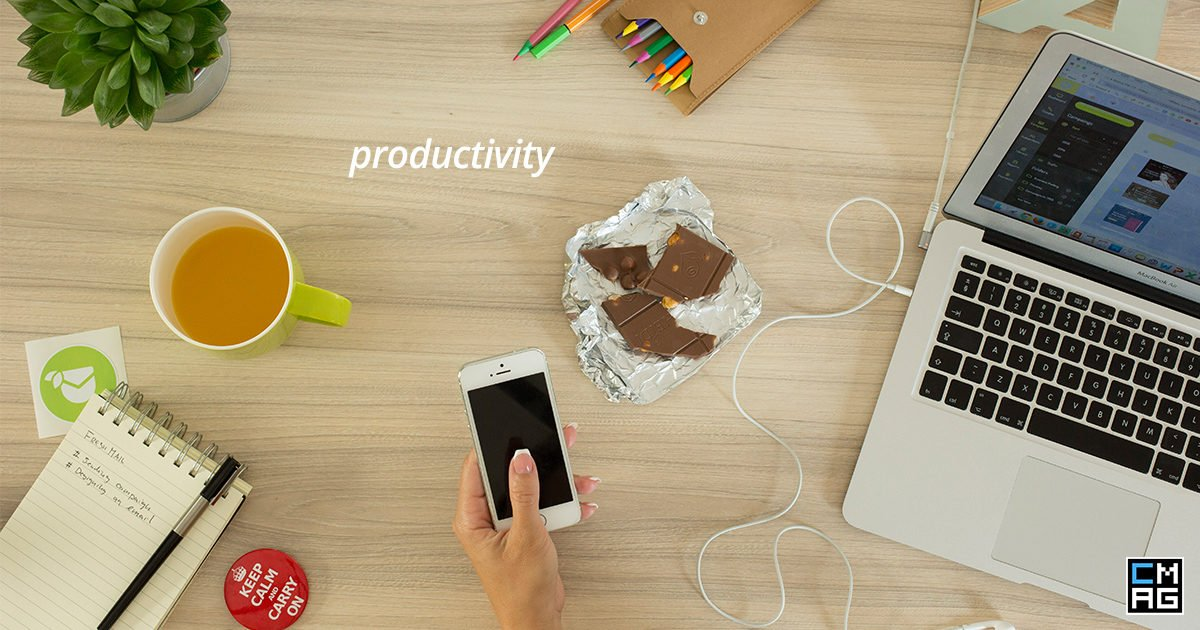 10 Essential Productivity Smartphone Apps