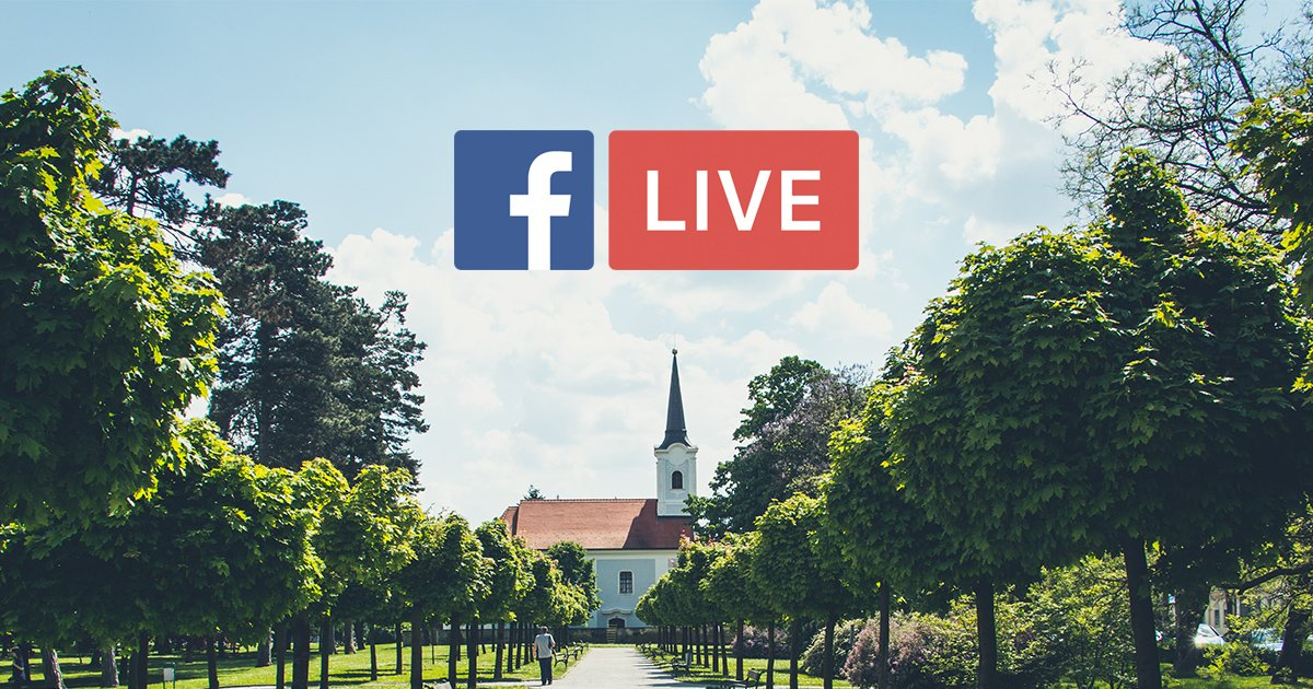 7 More Ways to Use Facebook Live for Church