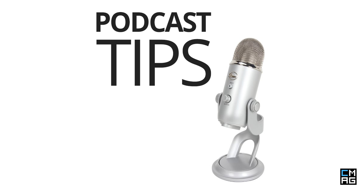5 Small Podcast Tips That Make A Big Difference