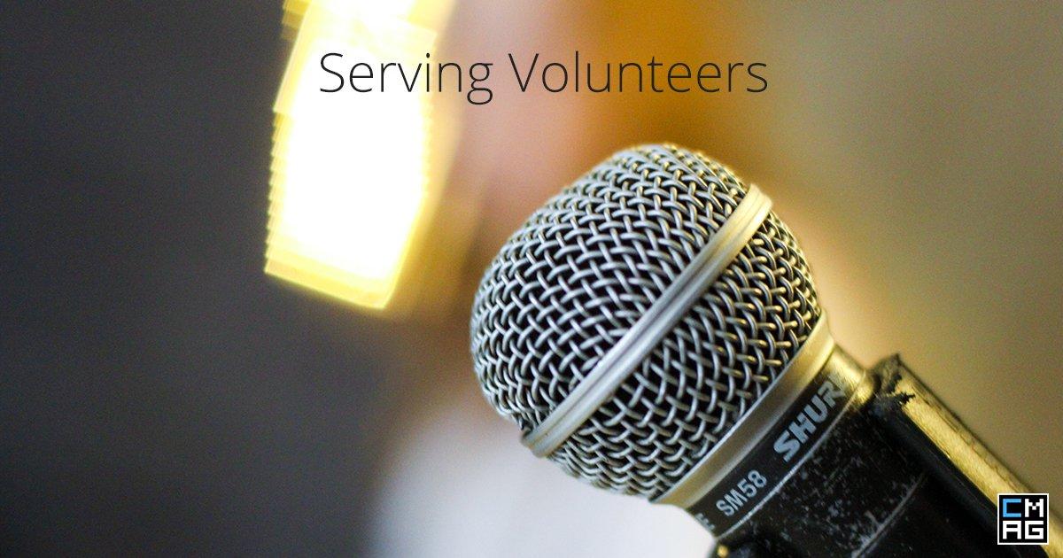 4 Ways Worship Leaders Can Serve Tech Volunteers Better