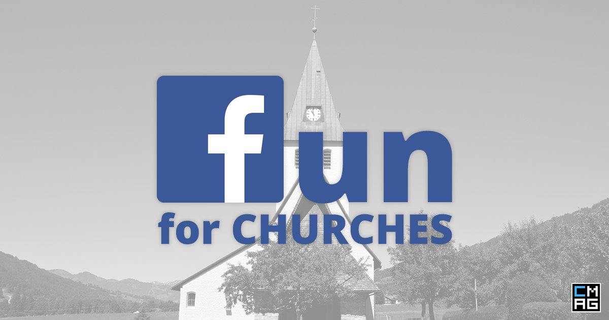 More Facebook Fun for Churches: Introduction [Series]