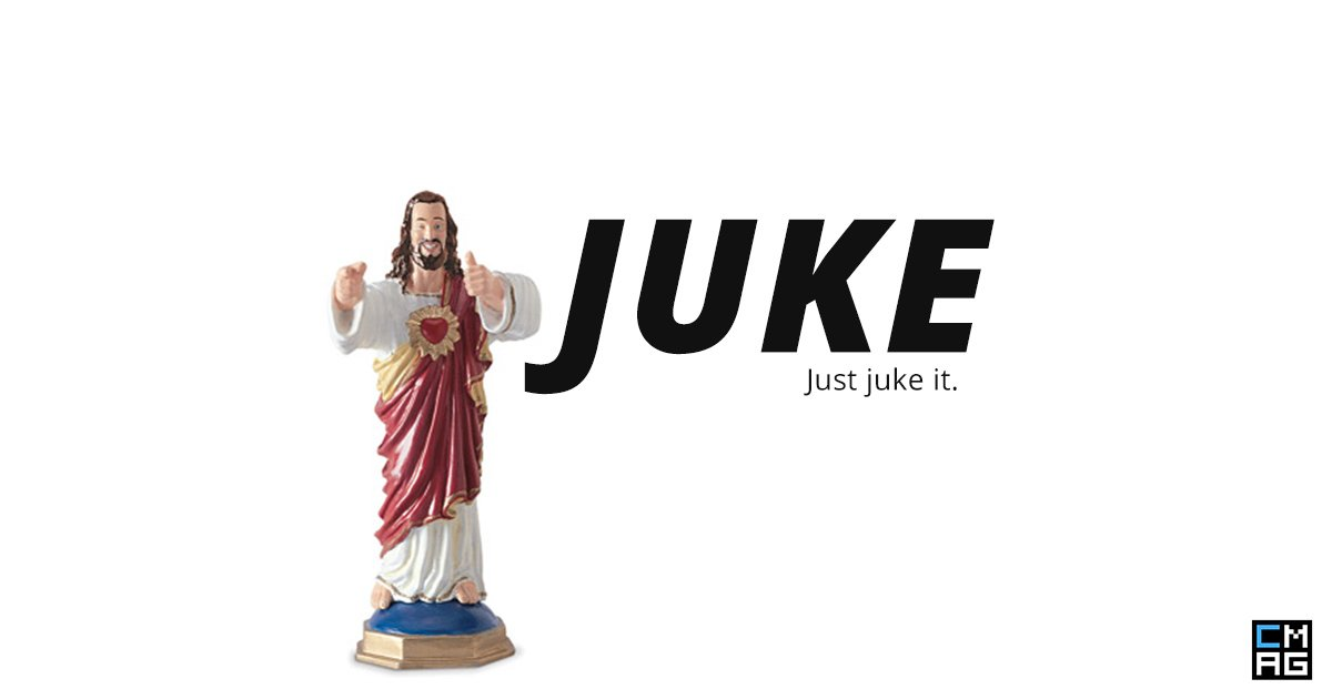 What Really Is A Jesus Juke?