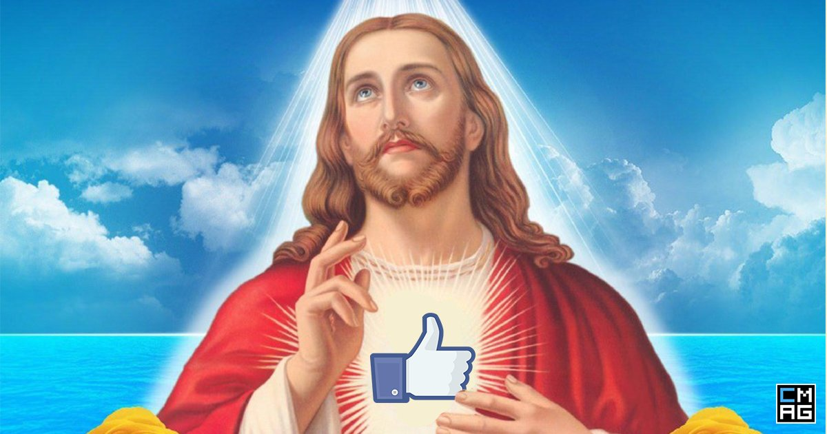 They Will Know You Are Christians By Your Facebook Election Day Likes