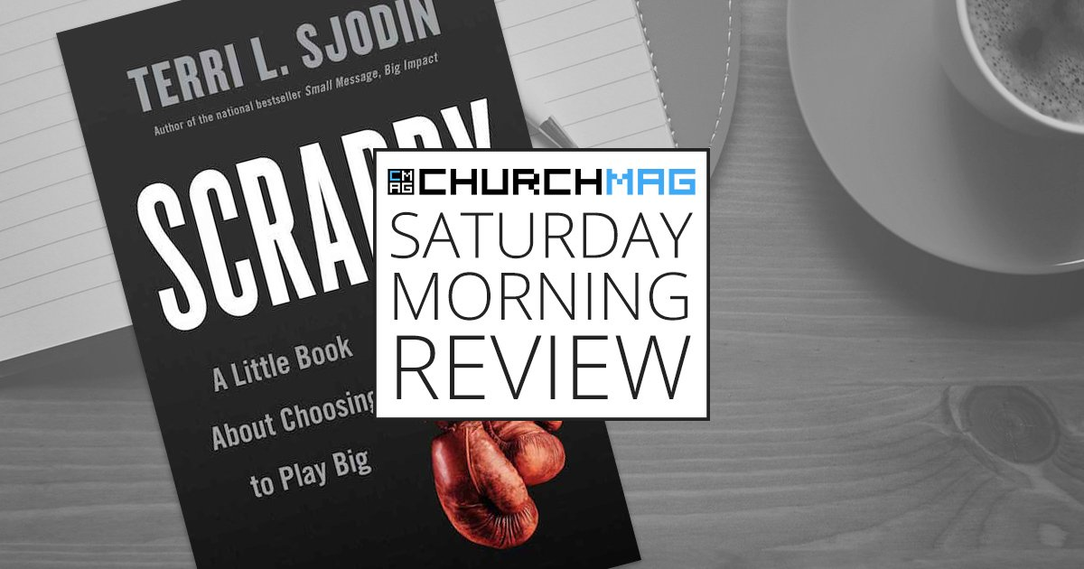 'Scrappy' by Terri Sjodin [Saturday Morning Review]