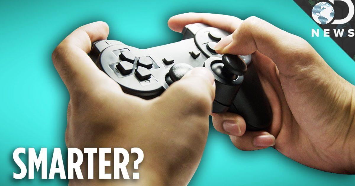 Do Video Games Make You Smarter? [Video]
