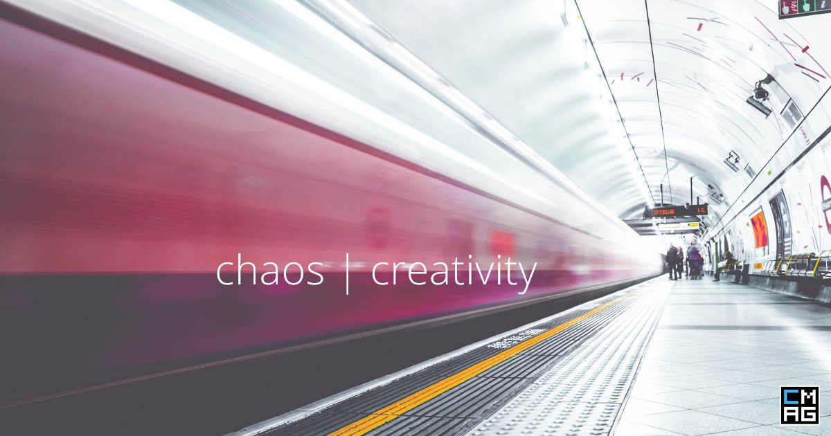 Chaotic Creativity: Finding the Optimal Solution