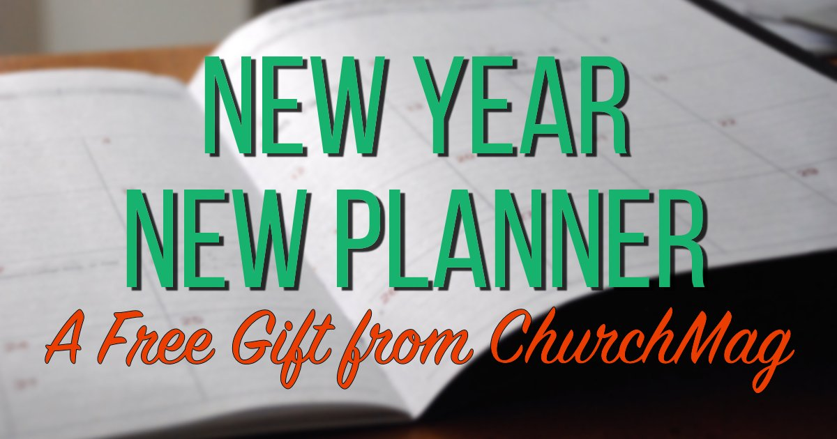 New Year, New Planner: A Free Gift!