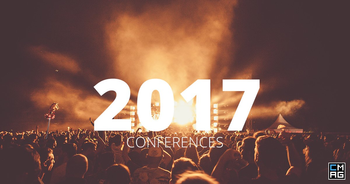 10 Conferences to Check Out in 2017
