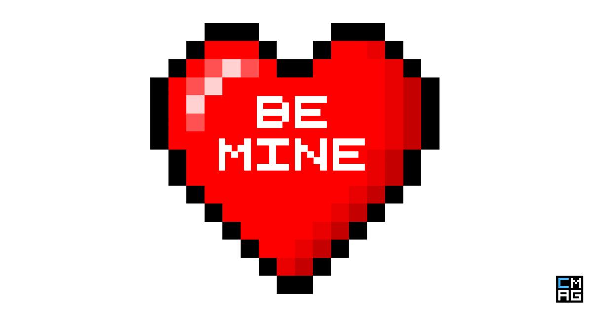 A Nerdy Valentine's Day to You