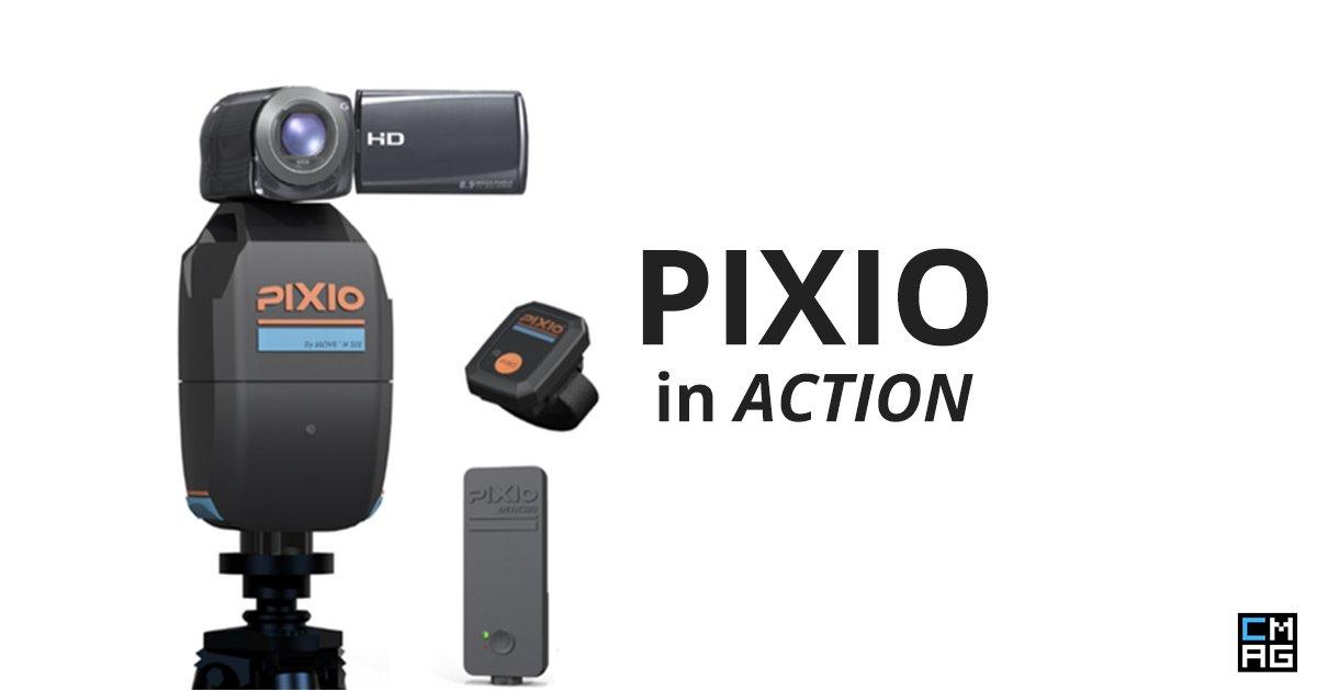 PIXIO: The Robot Camera Man Returns!