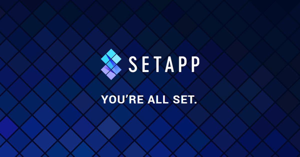 Setapp: App Access for the 21st Century