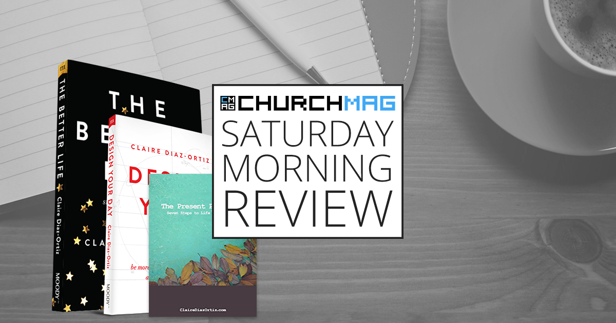 Books by Claire Diaz-Ortiz [Saturday Morning Review]