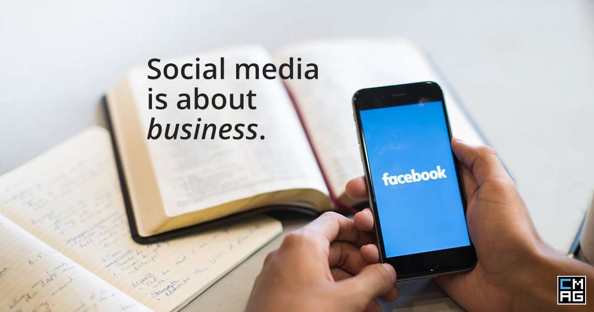 The Social Christian: It's About Business