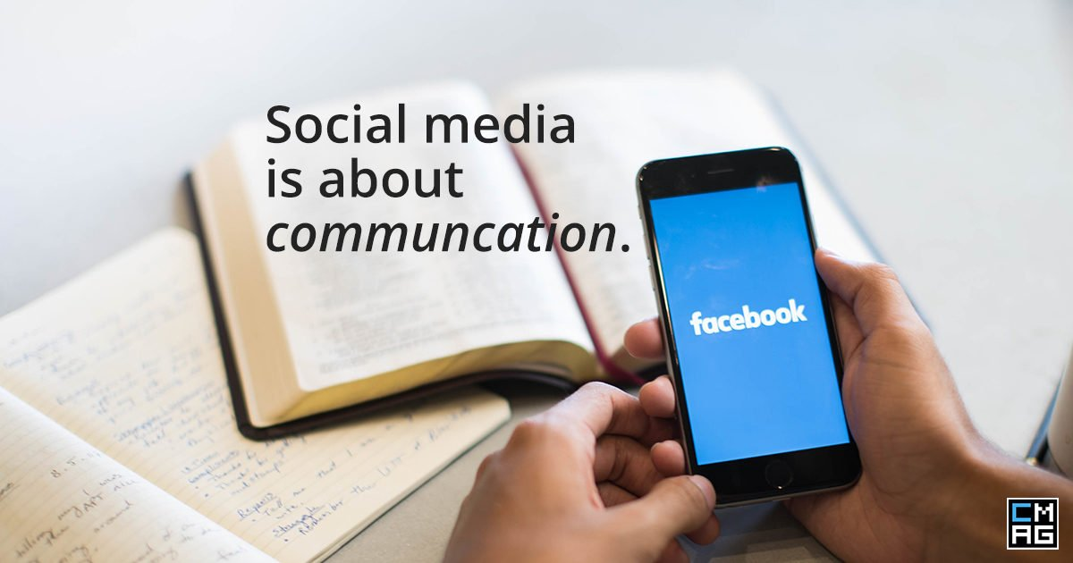 The Social Christian: It's About Communication