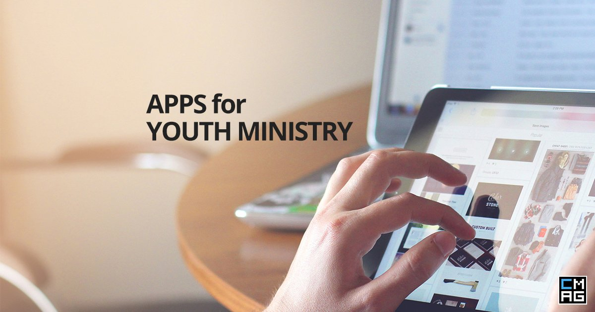 Ways to Use an iPad in Youth Ministry 2017