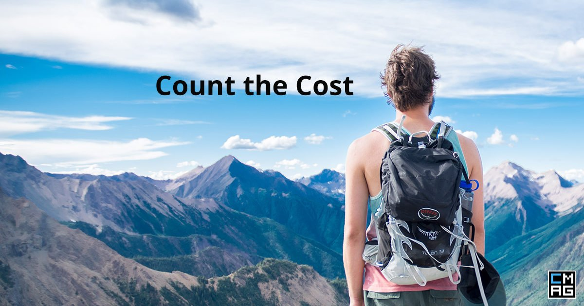 Motivational Monday: The Costs of Everything