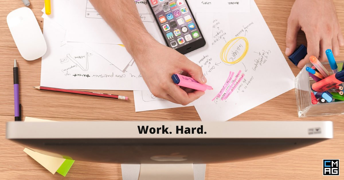 Motivational Monday: Work Hard Even When Motivated