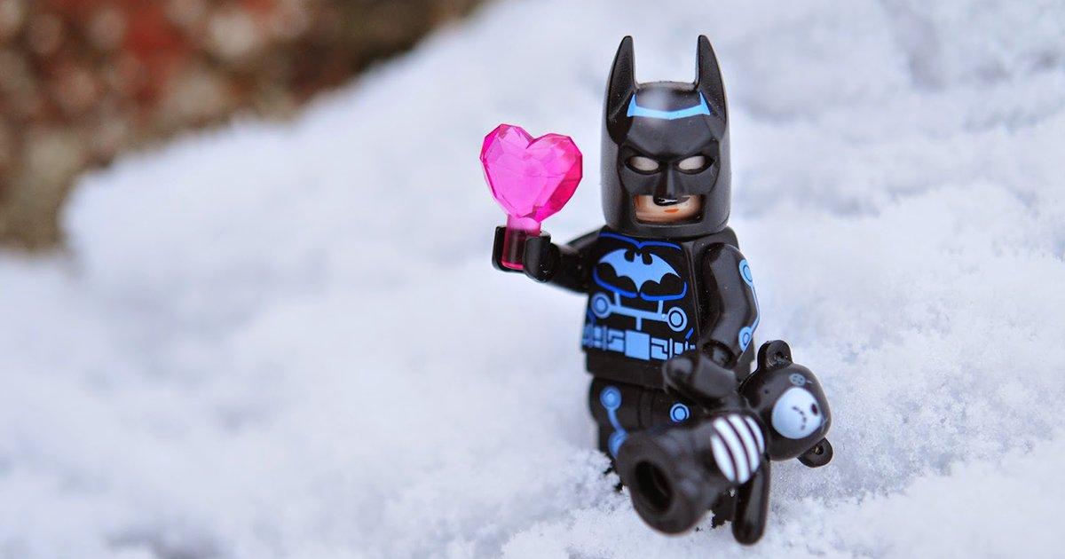 LEGOgraphy: LEGOs In Real-Life [Photos]