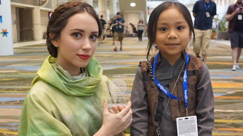 An EPIC Child Star Wars Cosplay [Photos]