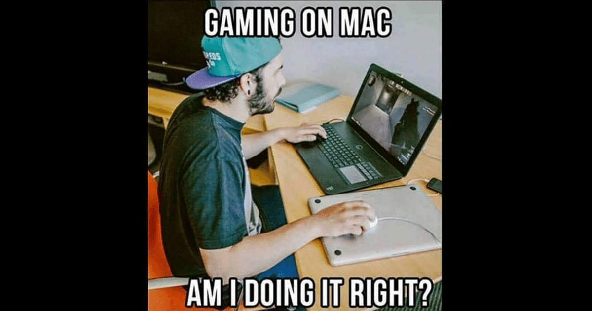 Can You Game on a Mac? [Video]