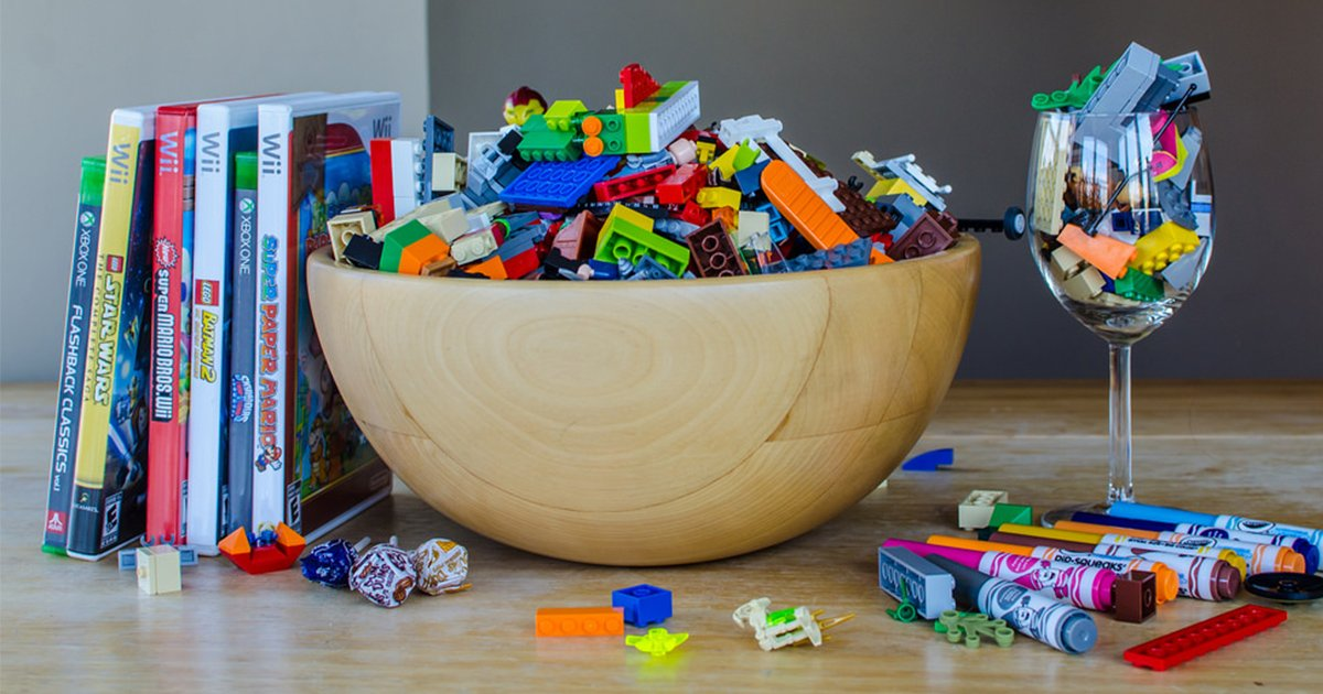 Inspired by LEGO: Change the World in Jesus Name
