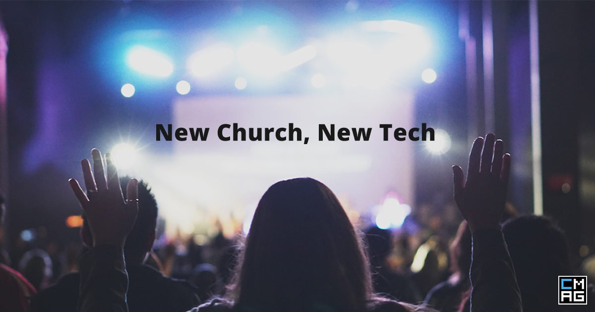 Church Tech Concerns When You Change Churches