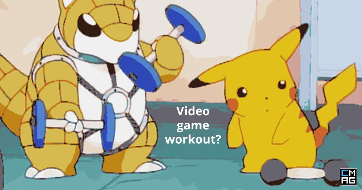 Do Video Games Really Count As Exercise? [Video]