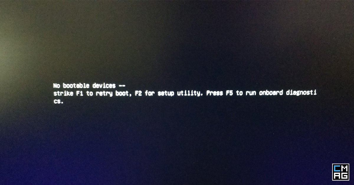 My Computer Crashed Today