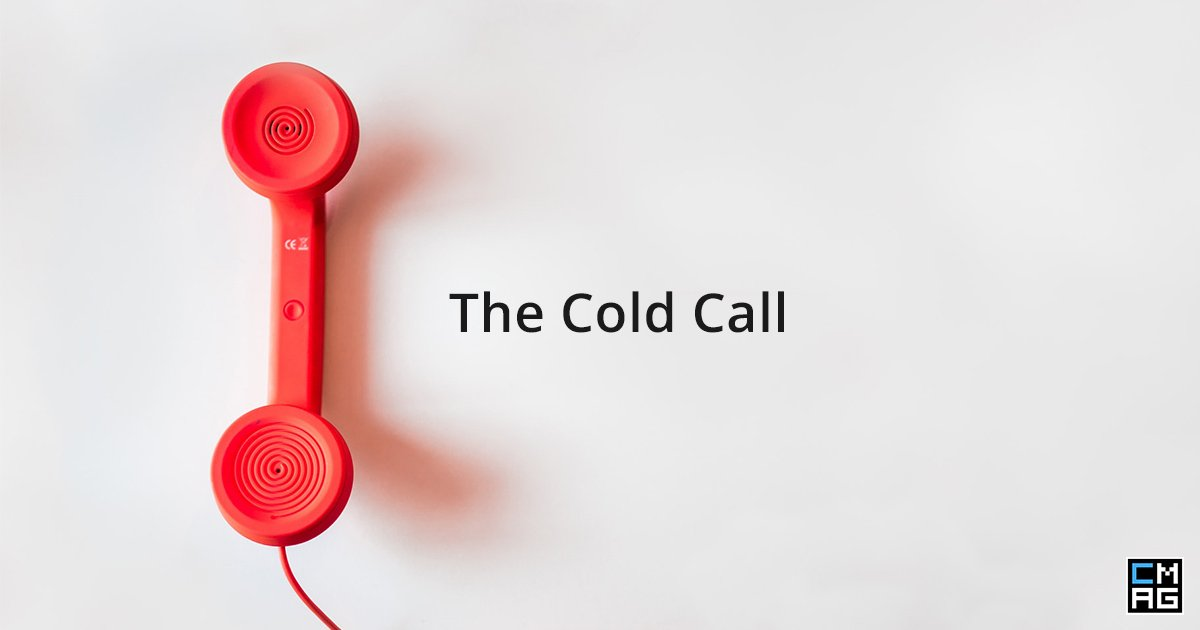 Why Cold Calls and Cold Call Emails Don't Work