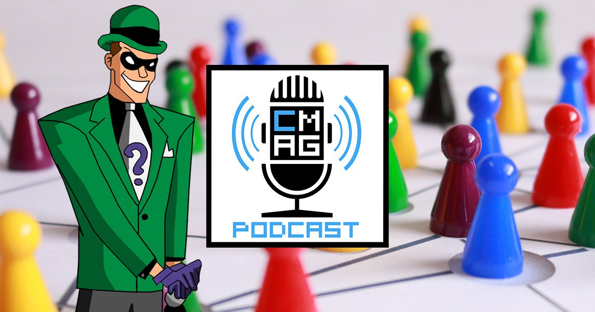 Riddle Me This: What If We Collaborate? [Podcast #167]