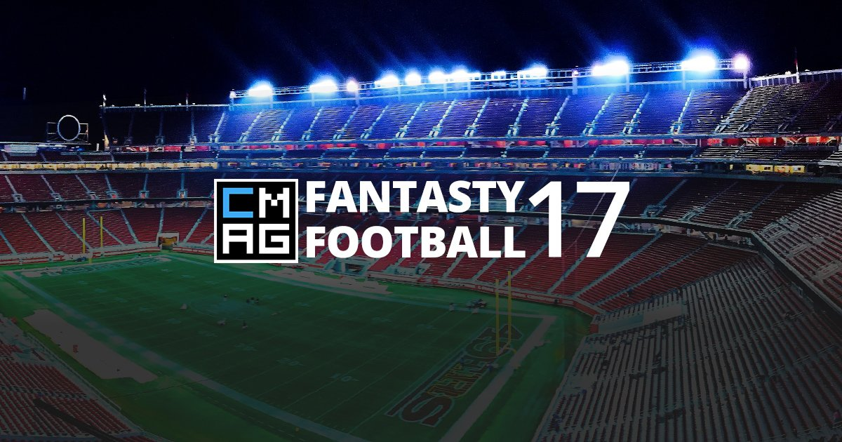 ChurchMag Fantasy Football 2017