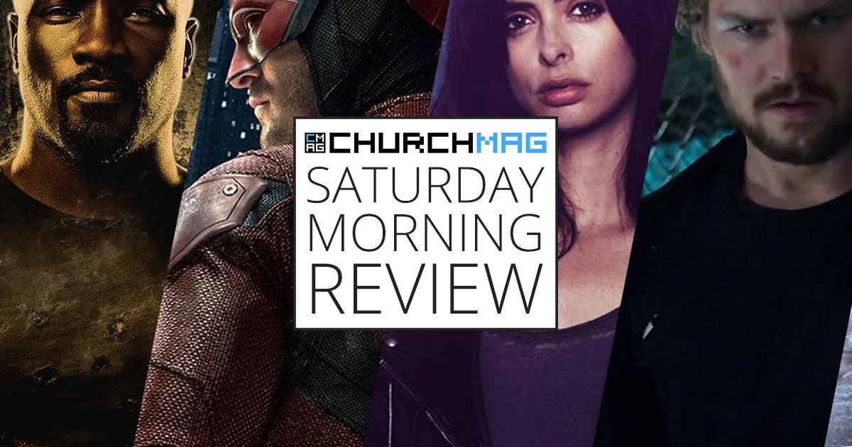 Marvel's Defenders [Saturday Morning Reviews]