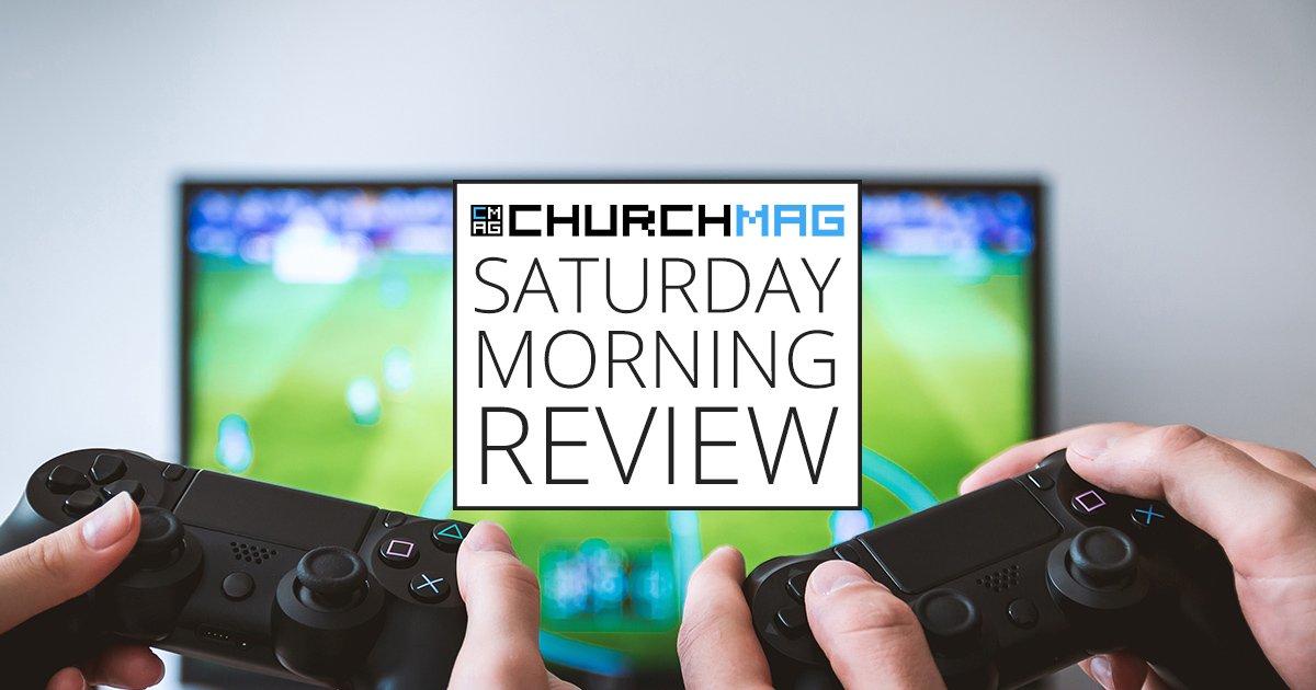 Video Game Saturday Morning Reviews