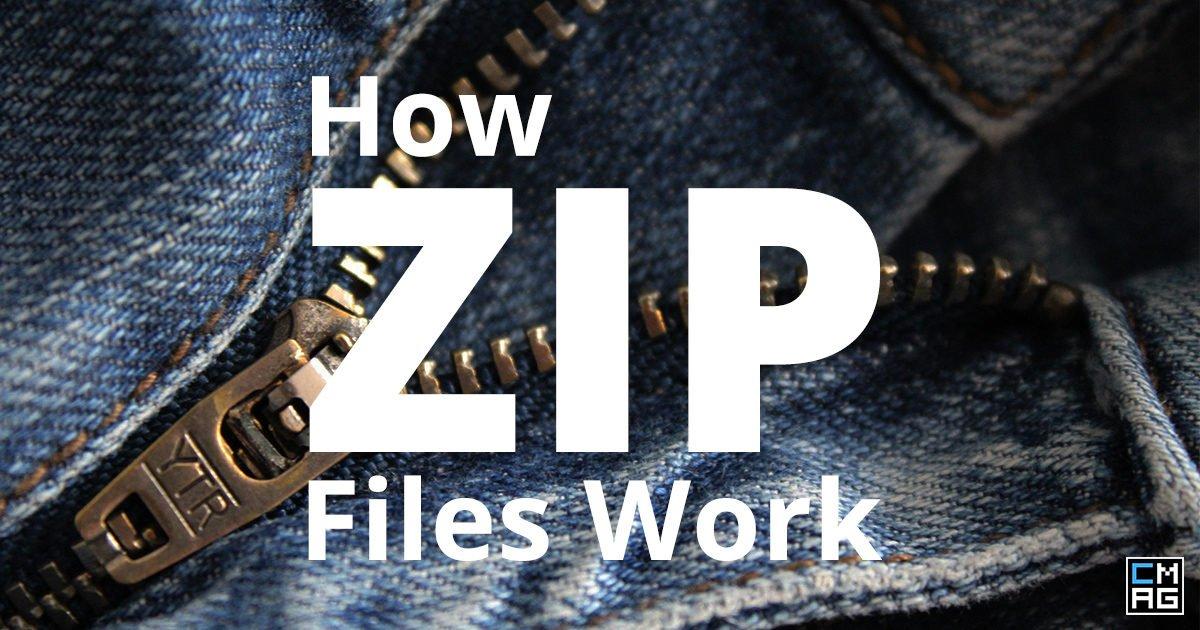 How Do ZIP Files Work? [Video]