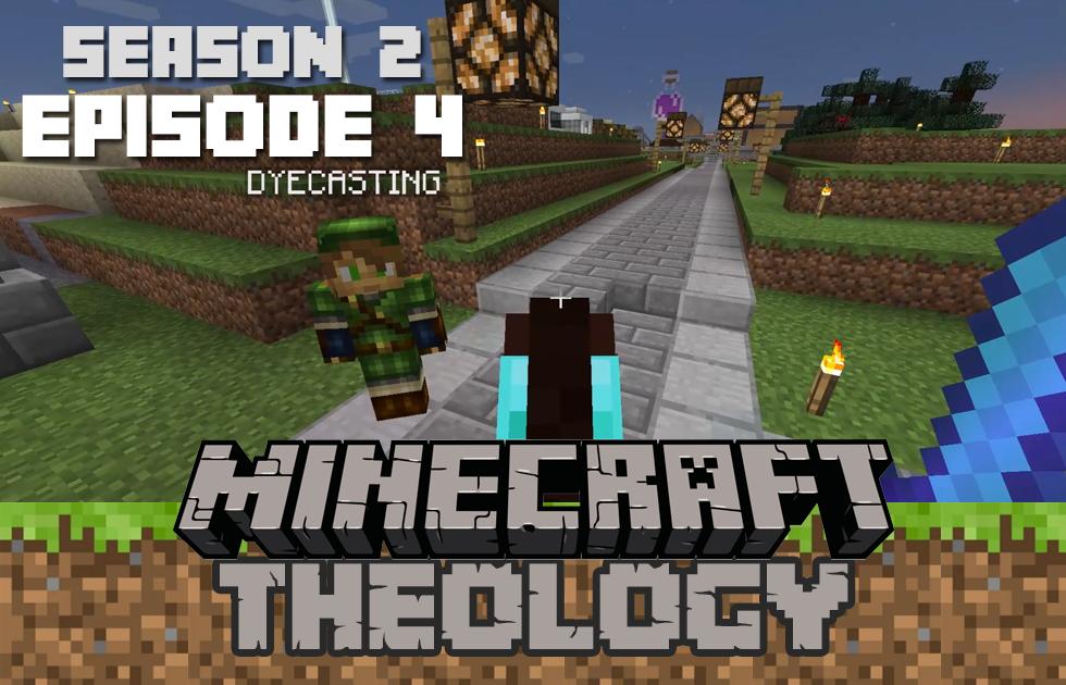 Minecraft Theology S2 E4: Erics Tour