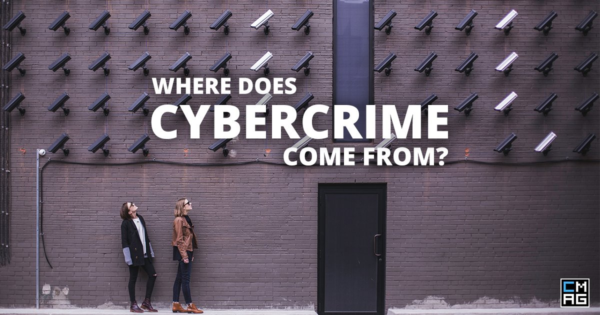 Where Does Cybercrime Come From [Video]