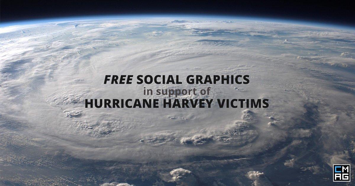 harvey social media graphics image