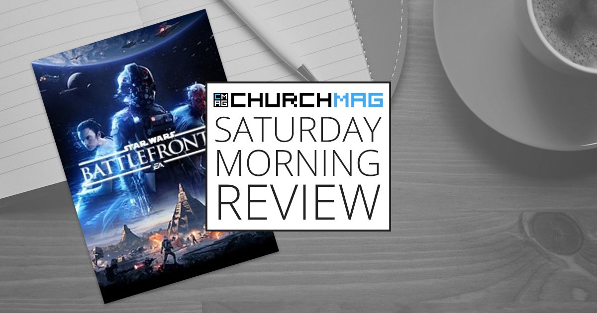 Star Wars Battlefront II [Saturday Morning Review]