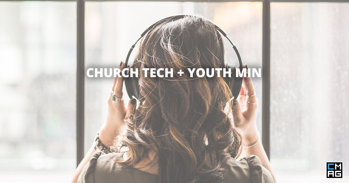 What If Church Tech and Youth Ministry Collaborated? [Video]