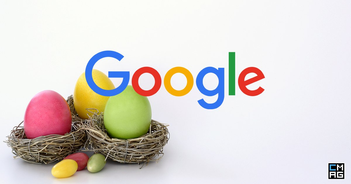 A Secret Little Google Easter Egg