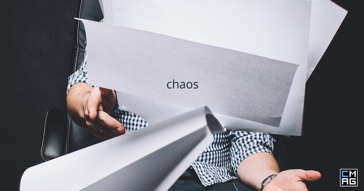 Are You Frustrated? Try Adding Some Chaos