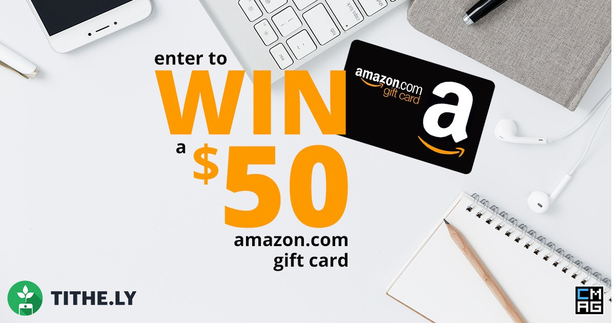 The Mobile Giving Survey [Win $50 Amazon Gift Card]