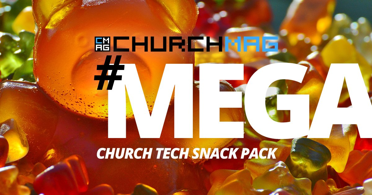 Church Tech MEGA Pack [2017]