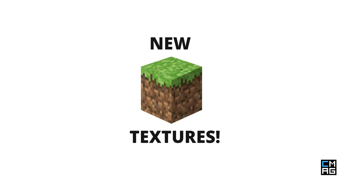 New Default Minecraft Textures Are Here Churchmag