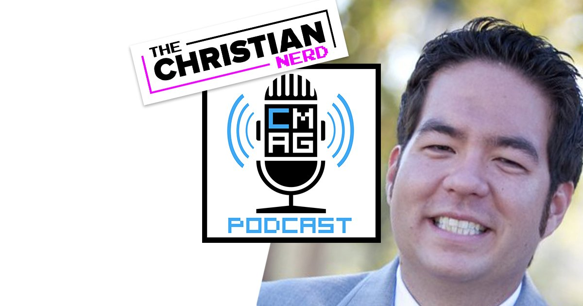 The Phil-In: Scott Higa, The Christian Nerd [Podcast #191]