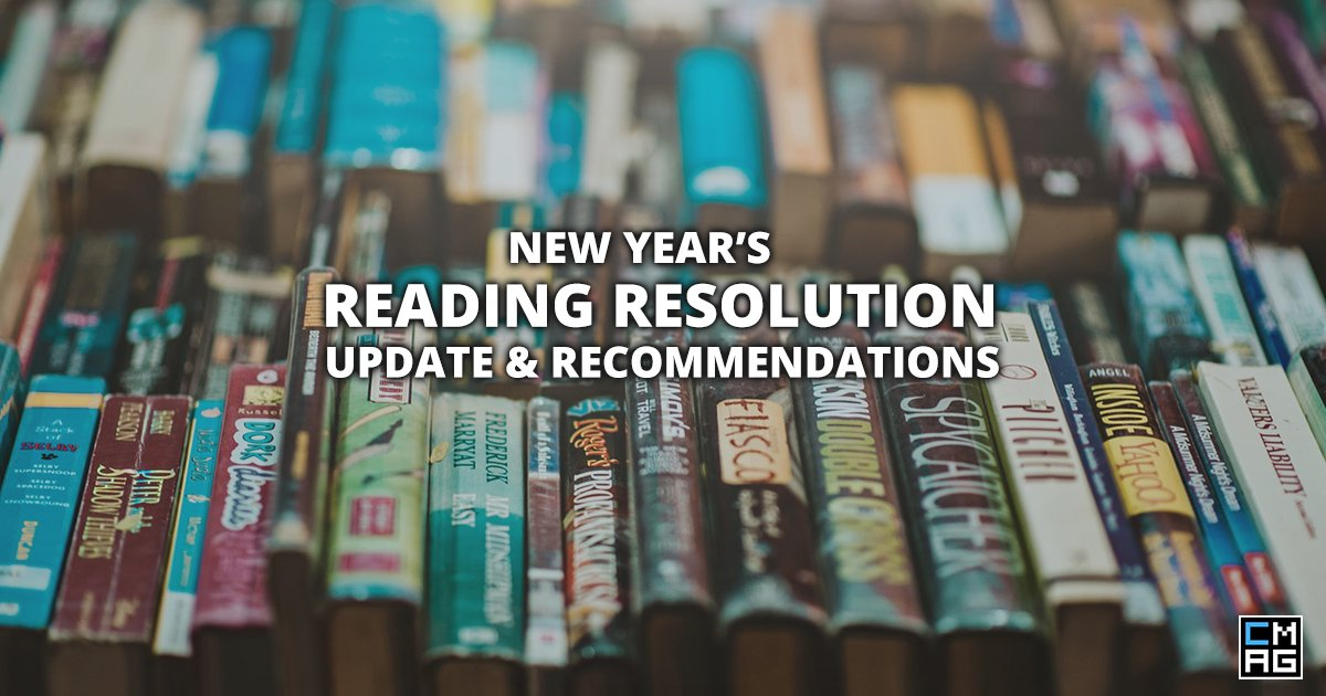 Reading Resolution: Update & Recommendations