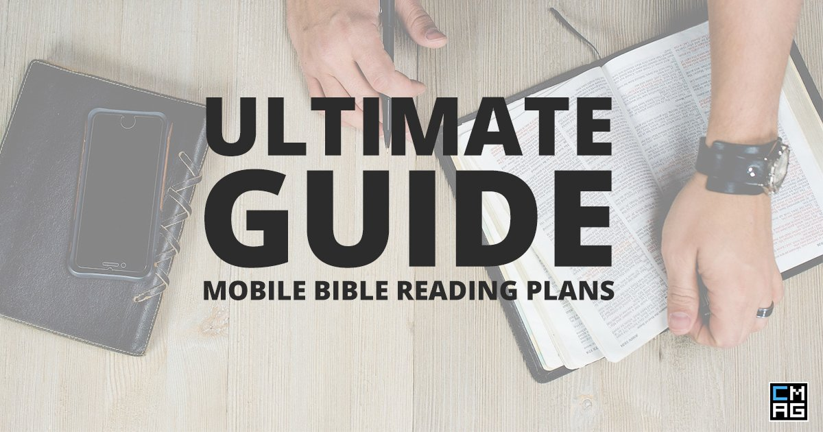 The Ultimate Guide to Mobile Bible Reading Plans