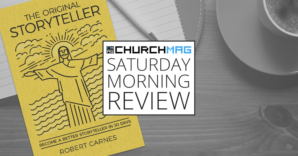 'The Original Storyteller' by Robert Carnes [Saturday Morning Review]