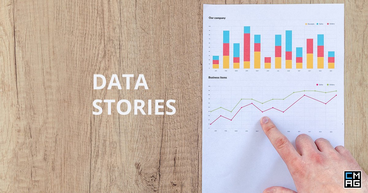Data Can Tell A Beautiful Story [Video]
