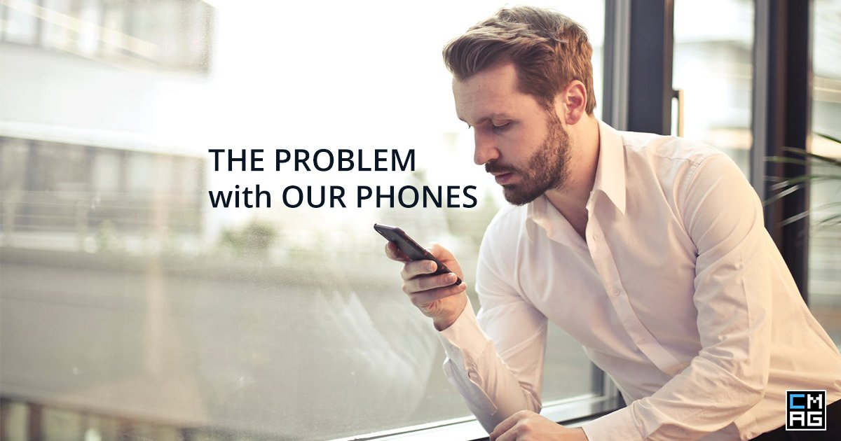 The Problem with Our Phones [Video]